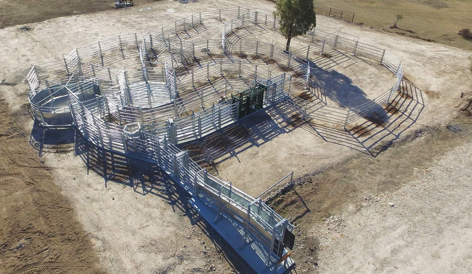 Arrowquip Livestock Handling Equipment