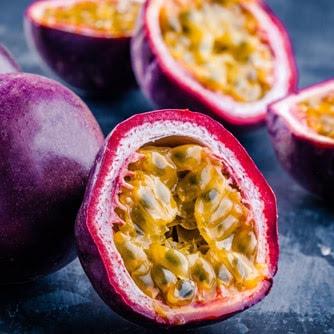delicious passionfruit