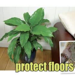 Protect floors