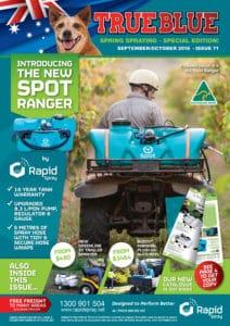 True Blue September-October 2016 - Garden Supplies Brisbane - Gleam O' Dawn Rural Store