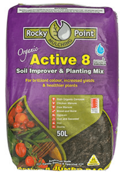 Active 8 fertiliser