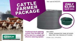 Catller Farmer package - Garden Supplies Brisbane - Gleam O' Dawn Rural Store