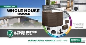 Raid Easi Whole House Package - Garden Supplies Brisbane - Gleam O' Dawn Rural Store