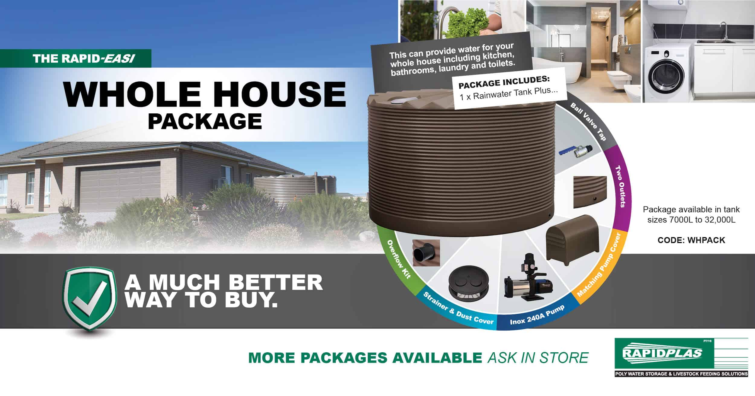 Whole House Package