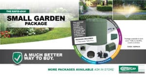 Rapid Easi Small Garden Package - Garden Supplies Brisbane - Gleam O' Dawn Rural Store