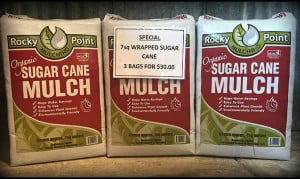 Sugar cane mulch special - Rural Store Supplies - Gleam O' Dawn Rural Store