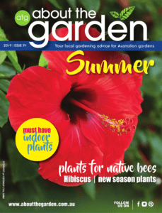 Summer - About the garden magazine