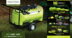TTI transtank - Garden Supplies Brisbane - Gleam O' Dawn Rural Store