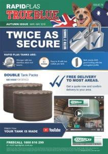 True Blue Tanks - Farm Supplies Brisbane - Gleam O' Dawn Rural Store