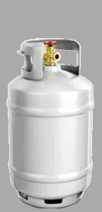Gas bottle - Garden Supplies Brisbane - Gleam O' Dawn Rural Store