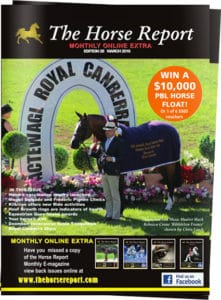 The Horse Report June 2016 - Farm Supplies Brisbane - Gleam O' Dawn Rural Store