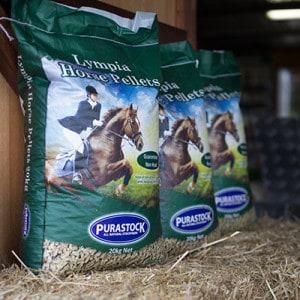 Lympia Horse Pellets - Horse Supplies Brisbane - Gleam O' Dawn Rural Store