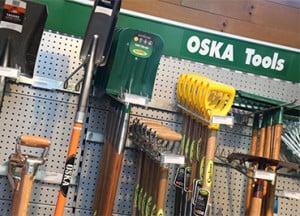 Oska toolsl - Garden Supplies Brisbane - Gleam O' Dawn Rural Store