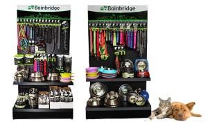 Pet supplies stand - Rural Store Supplies - Gleam O' Dawn Rural Store
