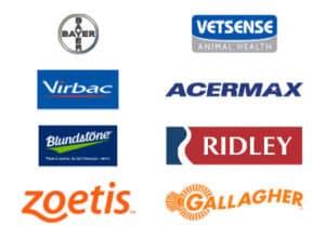 Sponsor logos - Garden Supplies Brisbane - Gleam O' Dawn Rural Store