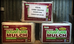 Sugar cane mulch - Rural Store Supplies - Gleam O' Dawn Rural Store