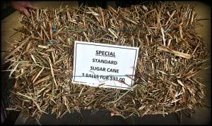 Special standard sugar cane mulch - Rural Store Supplies - Gleam O' Dawn Rural Store