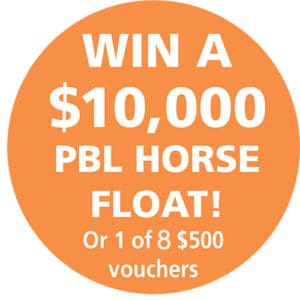 PBL Horse Float competition - Horse Supplies Brisbane - Gleam O' Dawn Rural Store