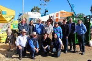 Winner of 10000 PBL Horse FLoat - Farm Supplies Brisbane - Gleam O' Dawn Rural Store